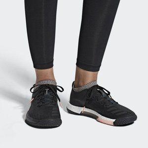 Adidas Crazytrain Elite Shoes in Black
